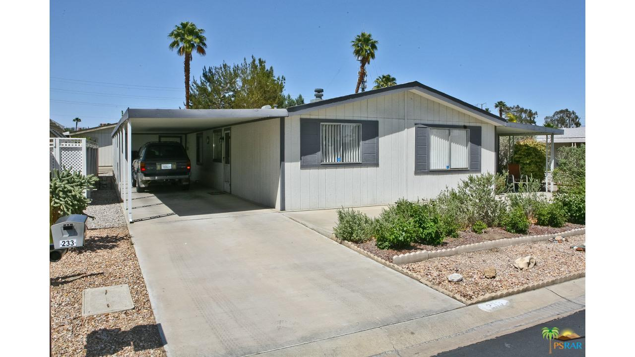 Photo of 233  SETTLES Drive  Cathedral City  CA