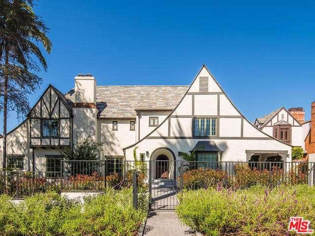 627 North HILLCREST Road, Beverly Hills in Los Angeles County, CA 90210 Home for Sale