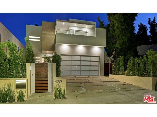 637 North GARDNER Street, Miracle Mile, California
