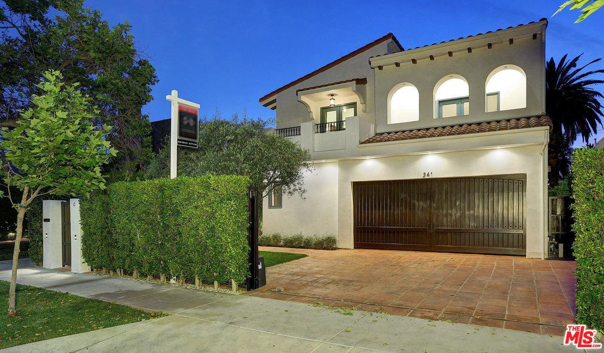 Photo of 341 North CRESCENT HEIGHTS Boulevard  Los Angeles City  CA
