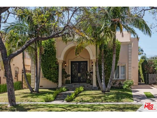 117 North OAKHURST Drive, Beverly Hills in Los Angeles County, CA 90210 Home for Sale