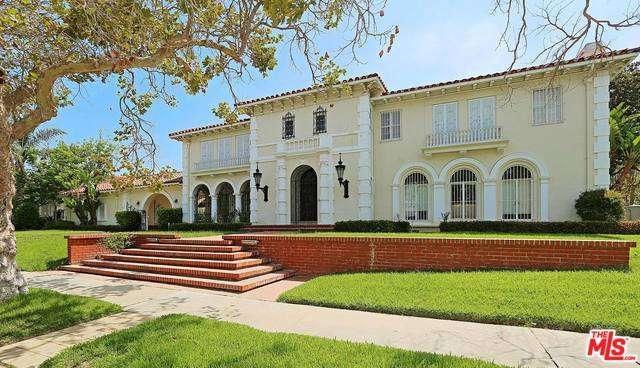 Photo of 184 South HUDSON Avenue  Los Angeles City  CA
