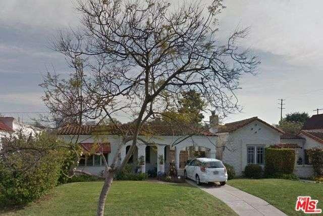Photo of 2038  MALCOLM Avenue  Los Angeles City  CA