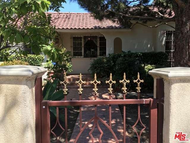 Photo of 704 North LAS PALMAS Avenue  Los Angeles City  CA