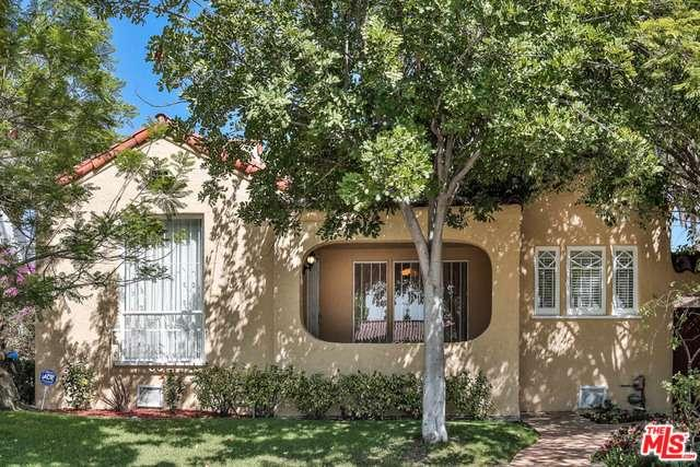 Photo of 1566 South CRESCENT HEIGHTS  Los Angeles City  CA