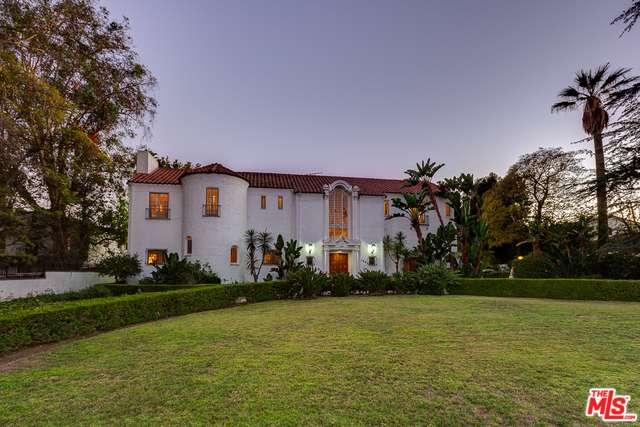 1003  BENEDICT CANYON Drive, Beverly Hills in Los Angeles County, CA 90210 Home for Sale