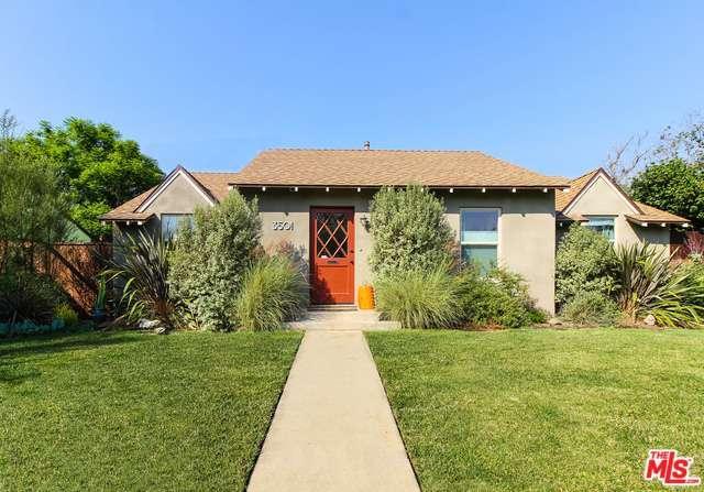 3501  Mclaughlin Avenue Los Angeles, CA 90066