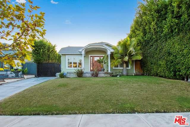 Photo of 647 North LUCERNE  Los Angeles City  CA