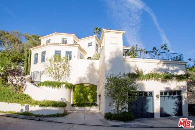 Photo of 1658  LINDACREST Drive  Beverly Hills  CA