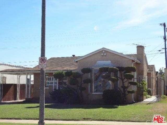 Photo of 1518 West 93RD Street  Los Angeles City  CA