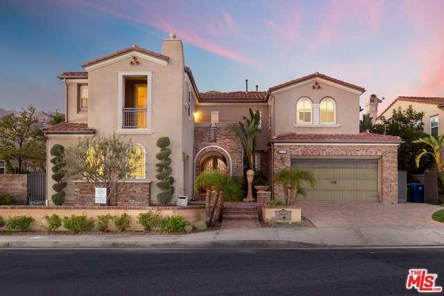 20339  Via Botticelli Northridge, CA 91326