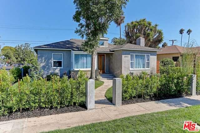 Photo of 3002 South BEVERLY Drive  Los Angeles City  CA