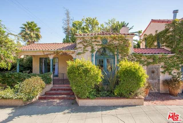 Photo of 6612 West WARING Avenue  Los Angeles City  CA