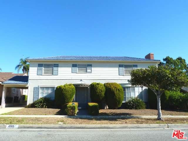 4105  MOUNT VERNON Drive, Crenshaw in Los Angeles County, CA 90008 Home for Sale