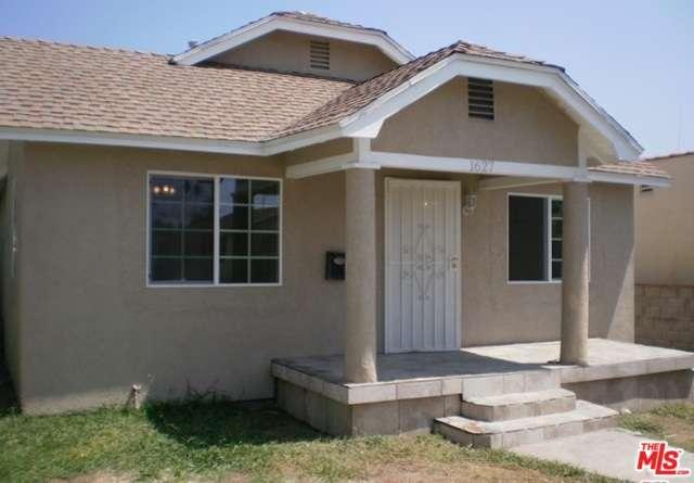 Photo of 1627 West 65TH Place  Los Angeles City  CA