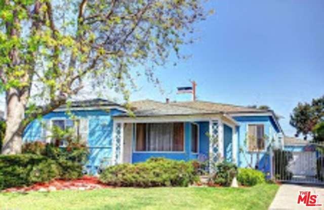Photo of 8100  BLERIOT Avenue  Los Angeles City  CA