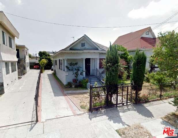 Photo of 1228 South NORMANDIE Avenue  Los Angeles City  CA