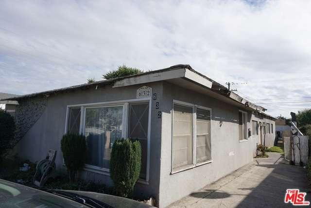 Photo of 632 East 118TH Place  Los Angeles City  CA