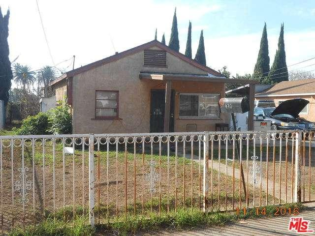Photo of 410 East 126TH Street  Willowbrook  CA