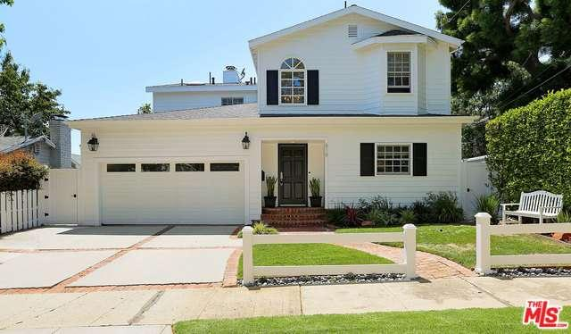 Photo of 619  BAYLOR Street  Pacific Palisades  CA