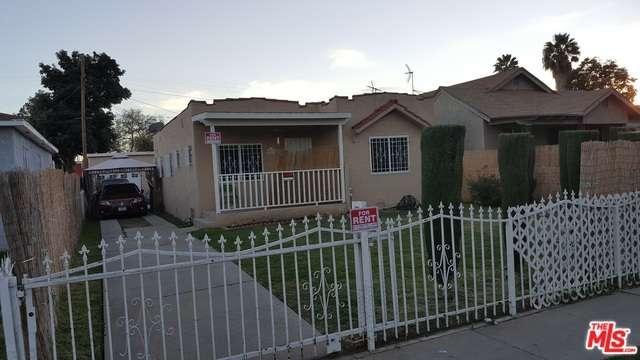 Photo of 532 West 101ST Street  Los Angeles City  CA