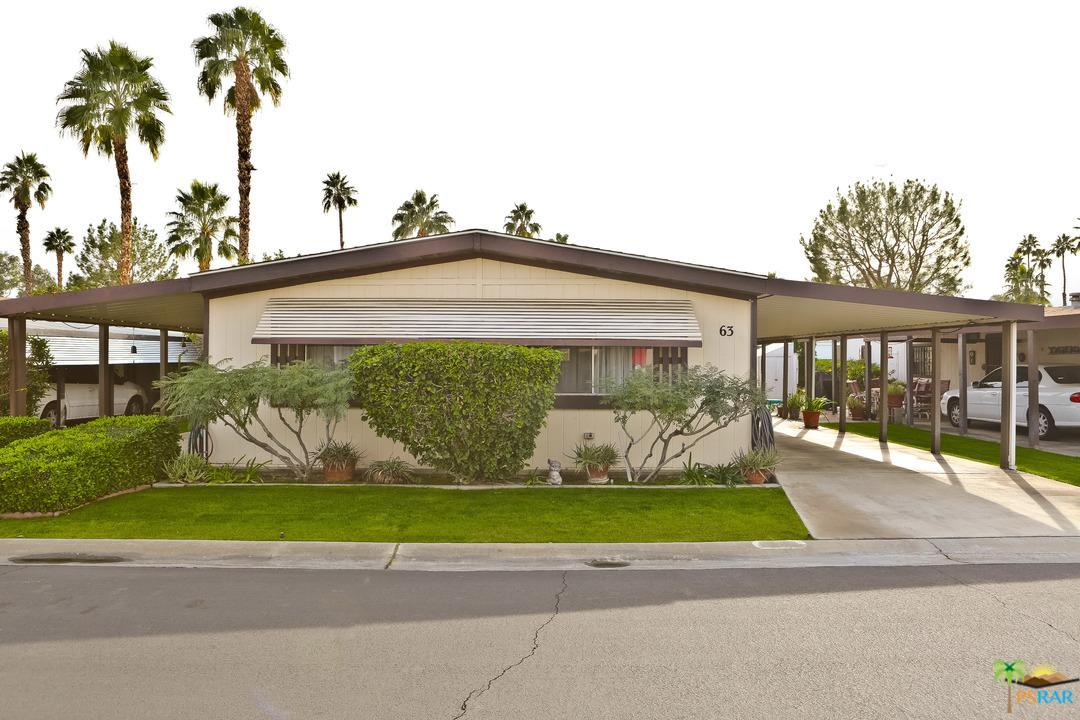Photo of 63  ZACHARIA Drive  Cathedral City  CA