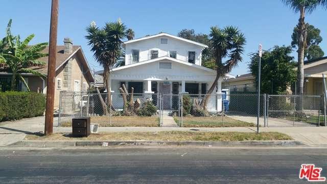 Photo of 6654  8TH Avenue  Los Angeles City  CA