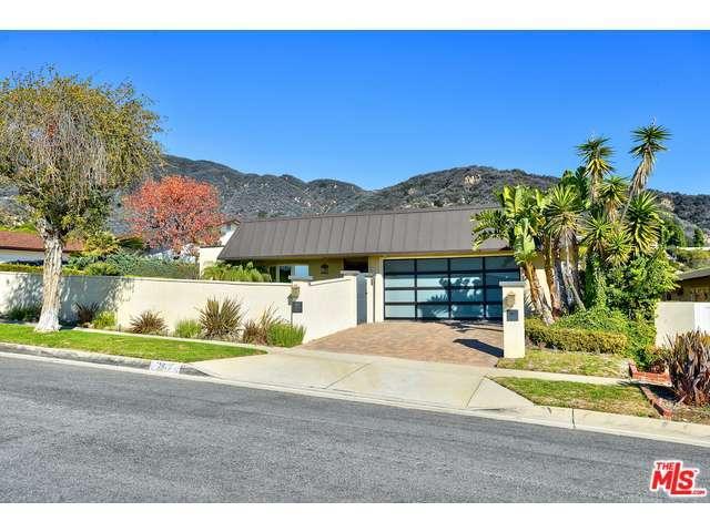 Rental Homes for Rent, ListingId:36763015, location: 3612 SURFWOOD Road Malibu 90265