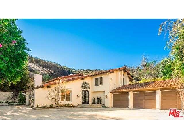 Rental Homes for Rent, ListingId:36784709, location: 23766 PARK BELMONTE Calabasas 91302