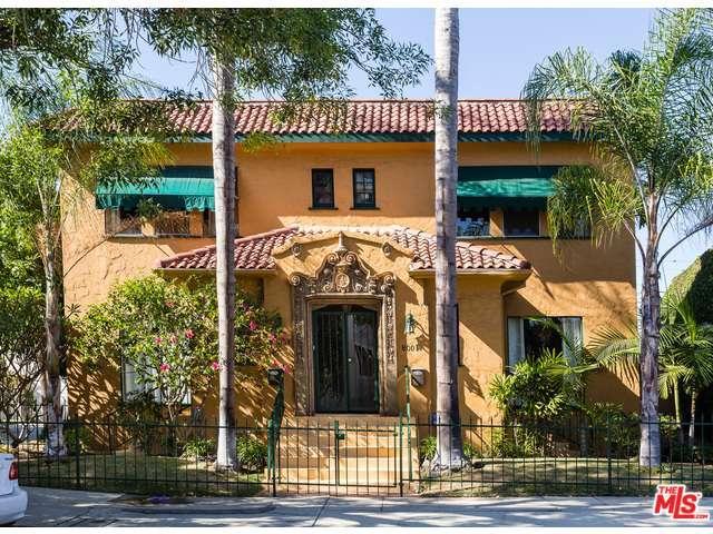 Rental Homes for Rent, ListingId:36784418, location: 8003 BLACKBURN Avenue Los Angeles 90048
