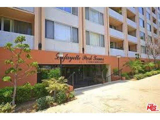 Rental Homes for Rent, ListingId:36893892, location: 421 South LA FAYETTE PARK Place Los Angeles 90057