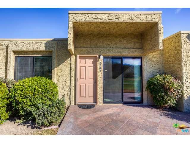 Rental Homes for Rent, ListingId:36934707, location: 2283 LOS PATOS Drive Palm Springs 92264