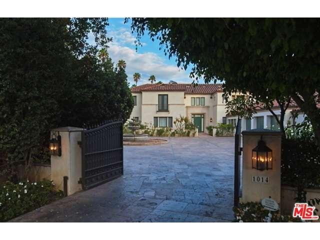 Rental Homes for Rent, ListingId:36893941, location: 1014 North ROXBURY Drive Beverly Hills 90210
