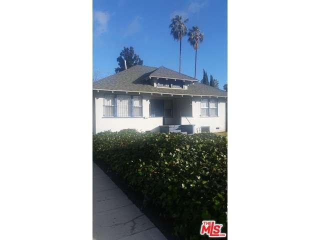 Rental Homes for Rent, ListingId:37144150, location: 5100 South GRAMERCY Place Los Angeles 90062
