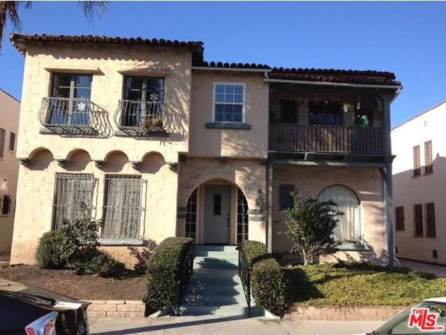 Rental Homes for Rent, ListingId:36984309, location: 425 North GARDNER Street Los Angeles 90036