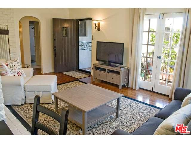 Rental Homes for Rent, ListingId:36984319, location: 830 North GARDNER Street Los Angeles 90046