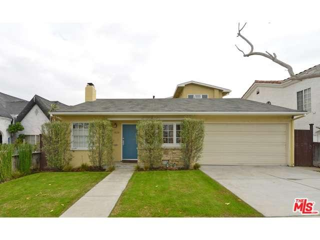 Rental Homes for Rent, ListingId:37095820, location: 1530 South SIERRA BONITA Avenue Los Angeles 90019