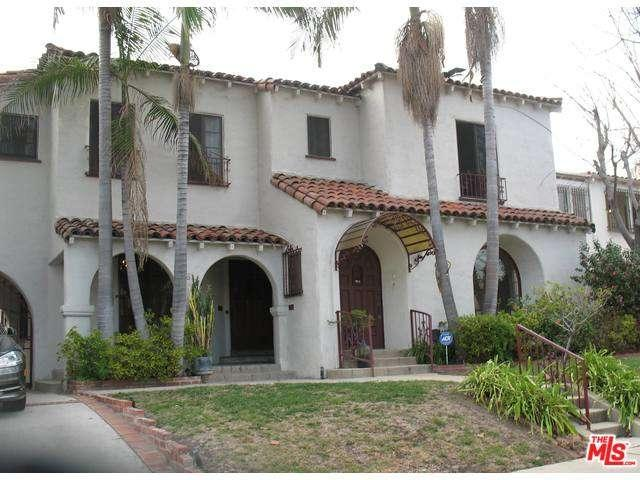Rental Homes for Rent, ListingId:37095868, location: 161 South MANSFIELD Avenue Los Angeles 90036