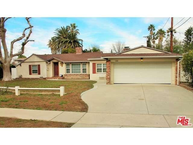 Rental Homes for Rent, ListingId:37144212, location: 17359 KESWICK Street Northridge 91325