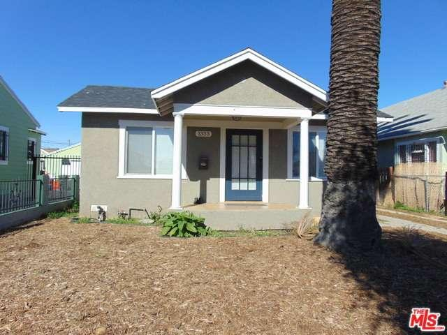 Rental Homes for Rent, ListingId:37211765, location: 1333 West 89TH Street Los Angeles 90044