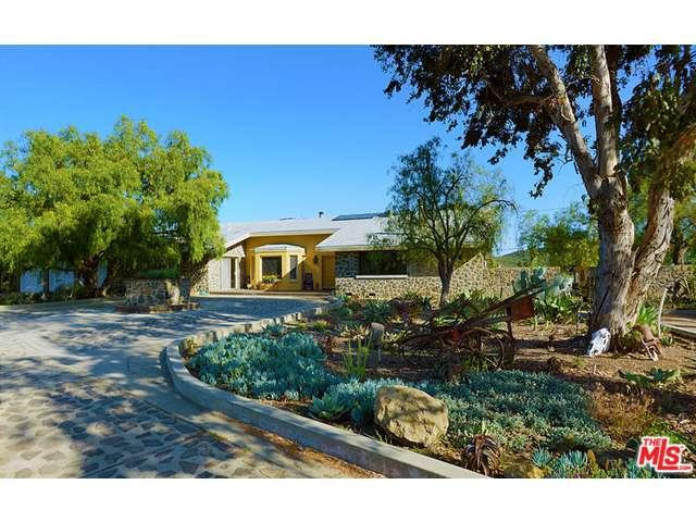 1172  ENCINAL CANYON Road, Malibu Canyon in Los Angeles County, CA 90265 Home for Sale