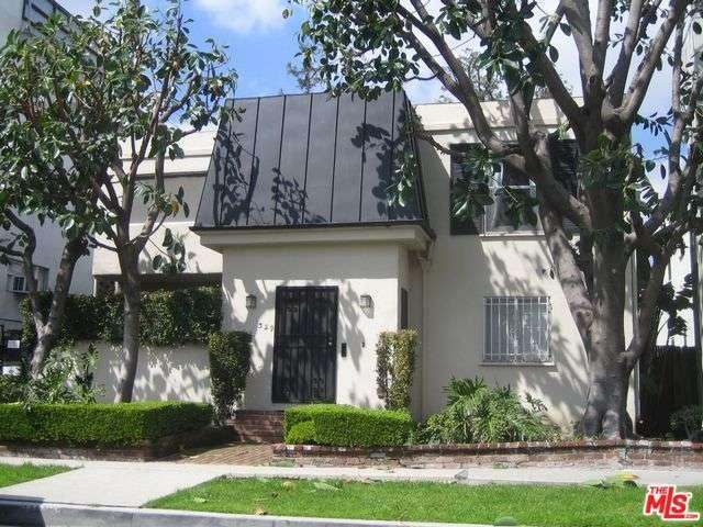 Rental Homes for Rent, ListingId:37260990, location: 329 REEVES Drive Beverly Hills 90212