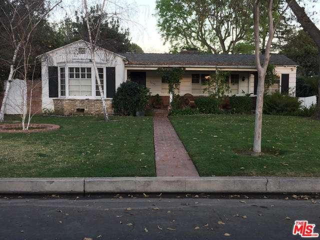 Rental Homes for Rent, ListingId:37261047, location: 4240 TEESDALE Avenue Studio City 91604