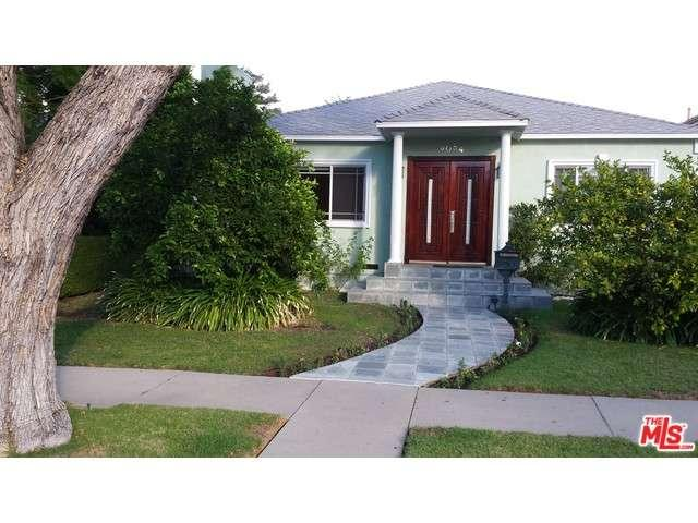 Rental Homes for Rent, ListingId:37276379, location: 5054 HESPERIA Avenue Encino 91316