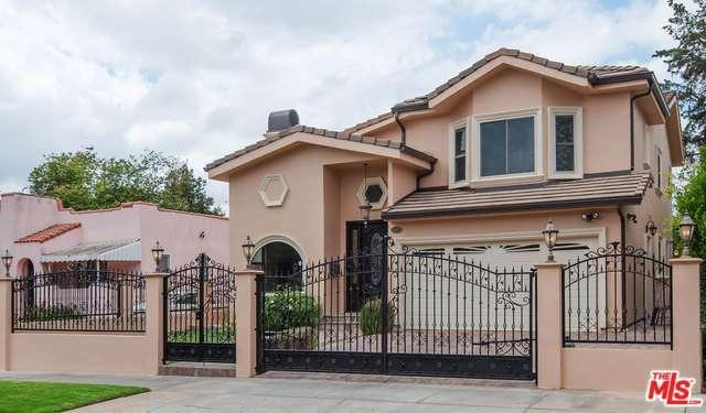 Photo of 631 North SIERRA BONITA Avenue  Los Angeles City  CA