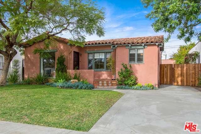 Photo of 9023  BEVERLYWOOD Street  Los Angeles City  CA