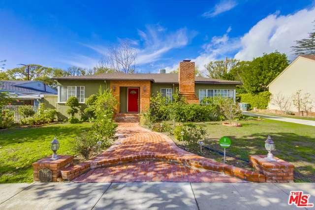 Photo of 1459  GRAYNOLD Avenue  Glendale  CA
