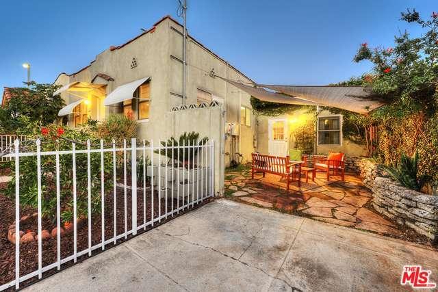 Photo of 412 North ALEXANDRIA Avenue  Los Angeles City  CA