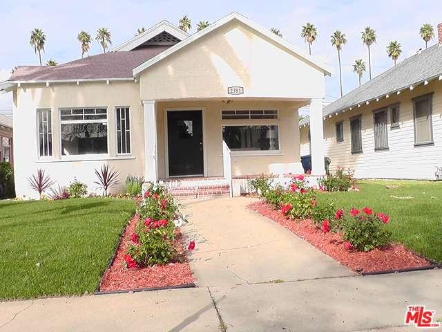 Photo of 2381 West 31ST Street  Los Angeles City  CA