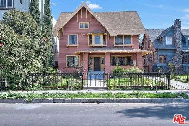 Photo of 1724 South HARVARD Boulevard  Los Angeles City  CA